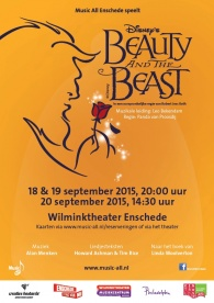 Voorstelling Beauty and the Beast met gebarentolken